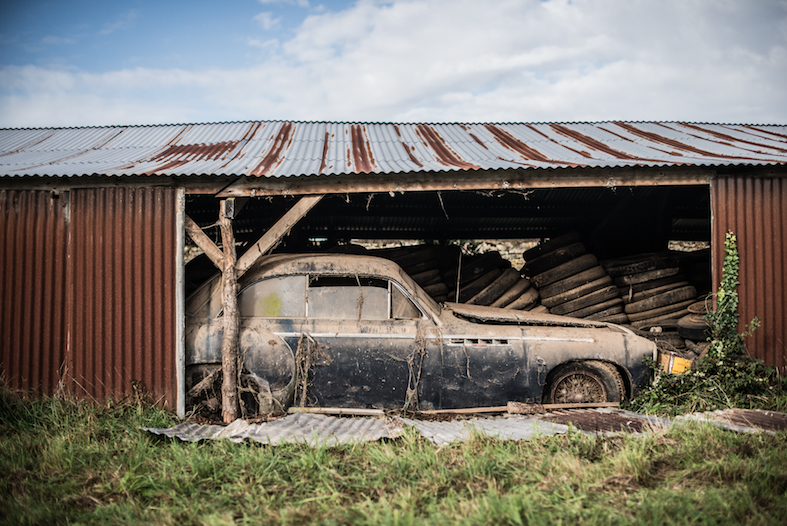 A Coffee Table Book Of Barn Finds Is As Great It Sounds