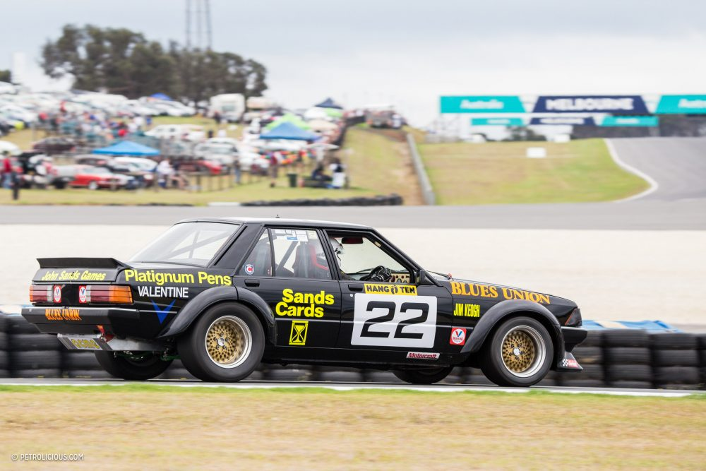 Vintage Racing In Australia Is Loud And Door-To-Door • Petrolicious
