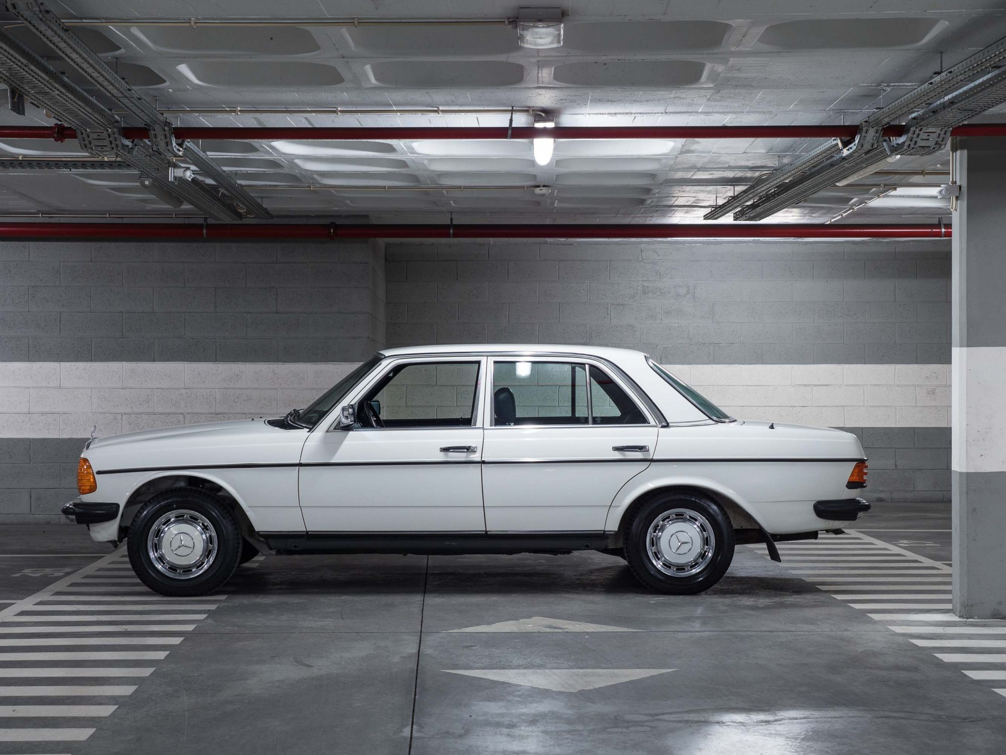 is this low mileage mercedes benz w123 the last normal car you ll need petrolicious. Black Bedroom Furniture Sets. Home Design Ideas
