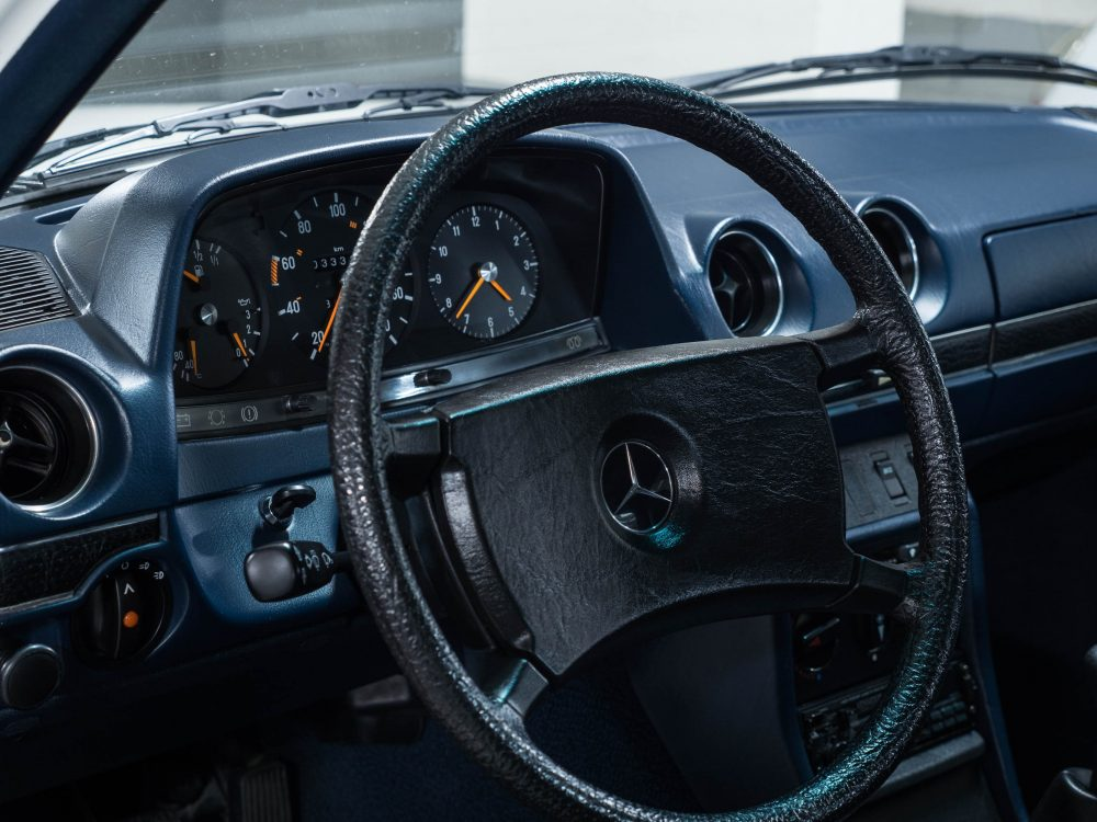 Is This Low Mileage Mercedes-Benz W123 The Last Normal Car You\'ll ...