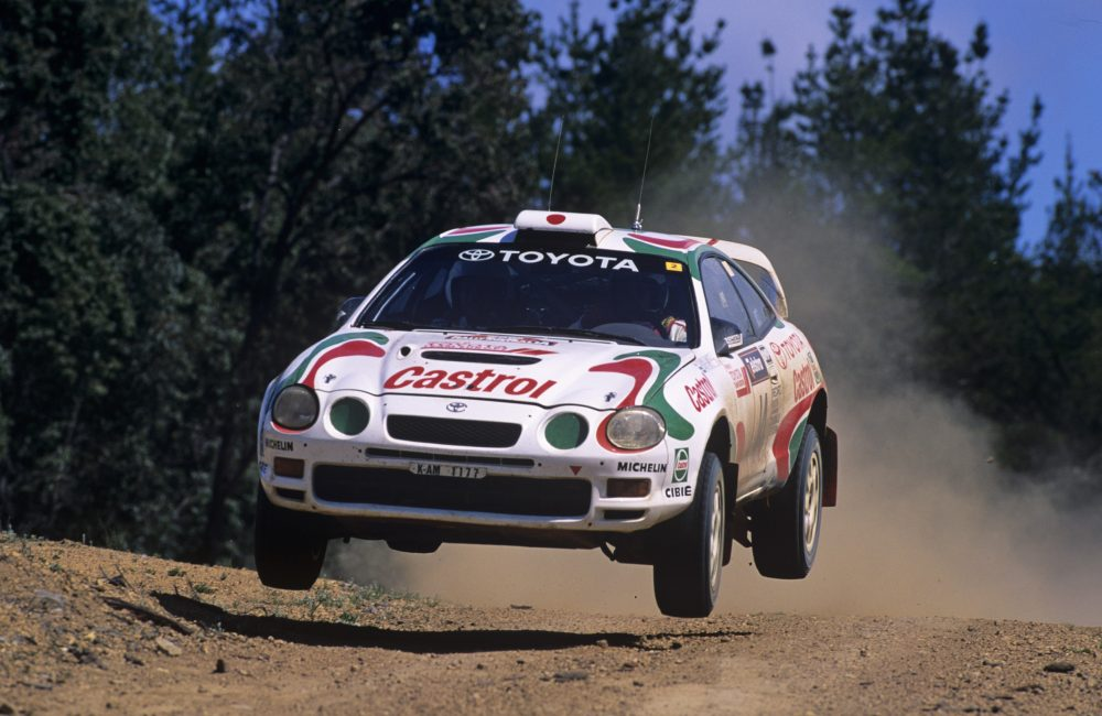 6 Unbelievable Rule-Bending Stories From Rally • Petrolicious