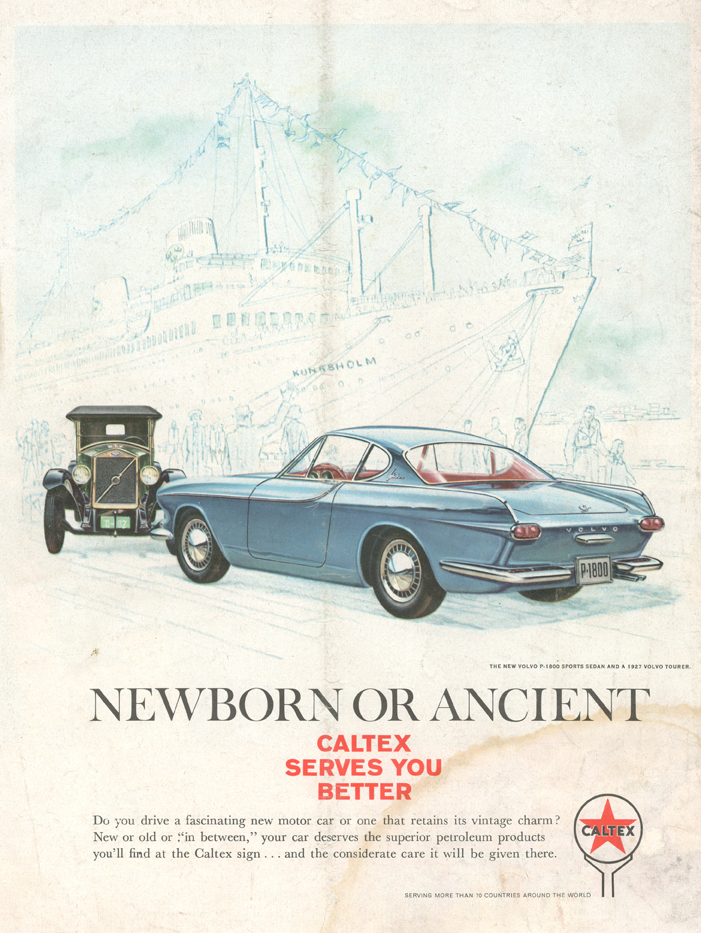 27 Vintage Volvo Ads To Brighten Your Day • Petrolicious
