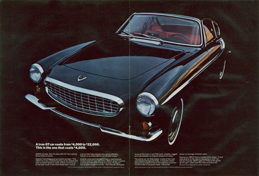 27 Vintage Volvo Ads To Brighten Your Day Petrolicious