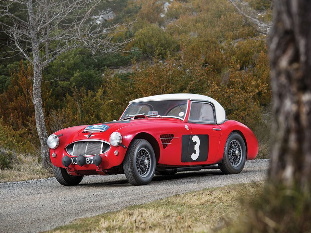 If You\'re Going To Buy A Big Healey, Make It A Works Rally Car ...