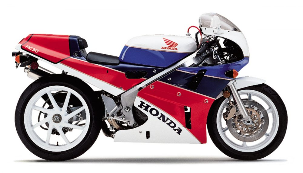 Did Honda Design The Most Tasteful Sports Bike In 1987 Petrolicious