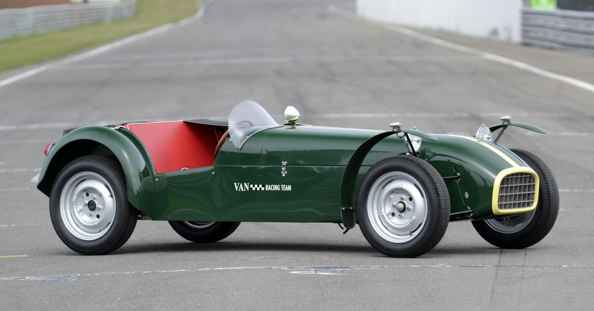 Here Are The 6 Forgotten Cars That Led To The Revolutionary Lotus 7 ...