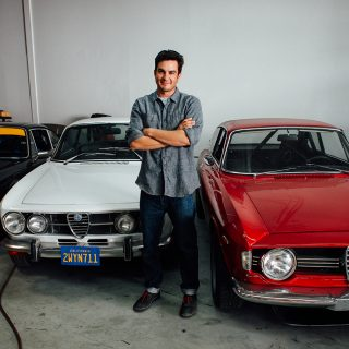 This Ex-NASA Engineer Wants To Change The Classic Alfa Romeo Game
