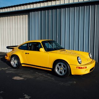 This Is What It's Like To Own A RUF Yellowbird