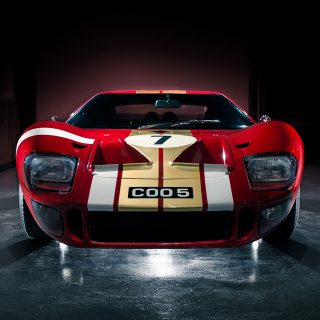 Preparing an Alan Mann GT40 For Goodwood Is A Dream Come True