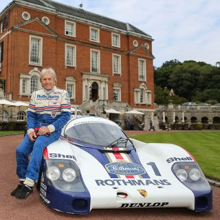 Derek Bell on Steve McQueen, Enzo Ferrari, and How He Won Le Mans 5 Times