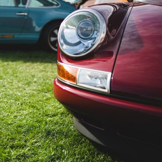 Singer's Restored 911s Stole The Show At Amelia Island