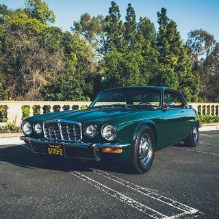 This 1975 Jaguar XJ-C Is One Man's Link To His Past