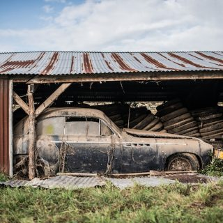 A Coffee Table Book Of Barn Finds Is As Great As It Sounds