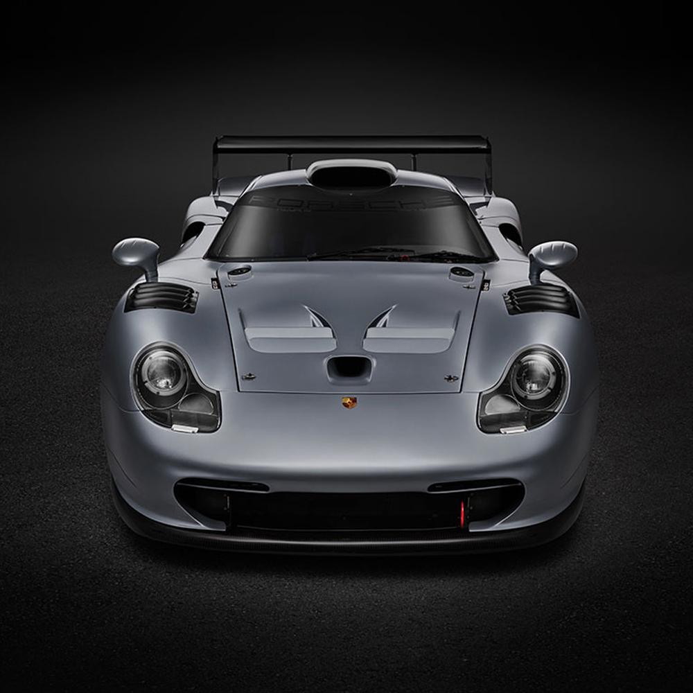 You Can Actually Buy A Porsche Race Car That's Legal Enough For The Motorway