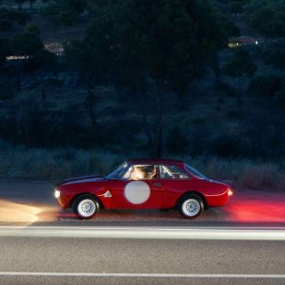 This Reborn Alfa Romeo Lives To Sing In Tunnels
