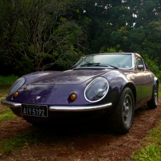 Have You Ever Seen A Svelte Brazilian Puma 1800 GT Rallye?