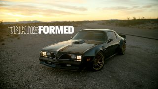 This Pontiac Firebird Trans-Am Is Transformed