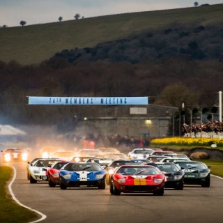 The 74th Goodwood Member's Meeting In 41 Glorious Photos