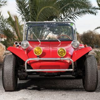 After 47 Years, Be The Second Owner Of This HAZ Buggy