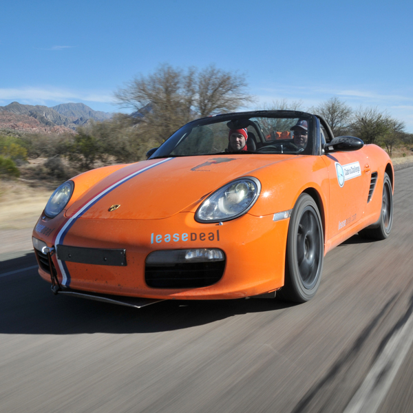 A Porsche Boxster Is The Best Worst Choice For A South American Road Trip