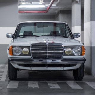 Is This Low Mileage Mercedes-Benz W123 The Last Normal Car You'll Need?