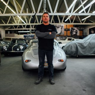 Rod Emory On Inventing Outlaw Porsche Culture and Carrying On A Legendary Legacy