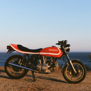 This Forgotten Ducati Darmah Is A Mighty Canyon Carver