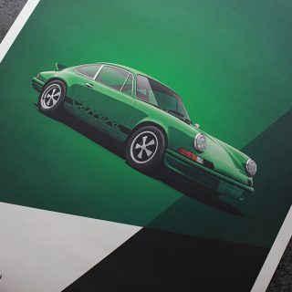 This Exclusive Homage To The 911 RS Is Now In The Petrolicious Shop