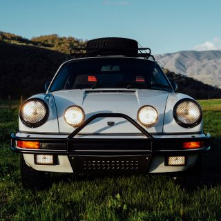The Legends Behind Lufgekühlt Built A Perfect Porsche 911 Safari Machine