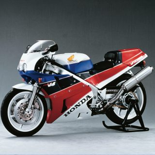 Did Honda Design The Most Tasteful Sports Bike In 1987?