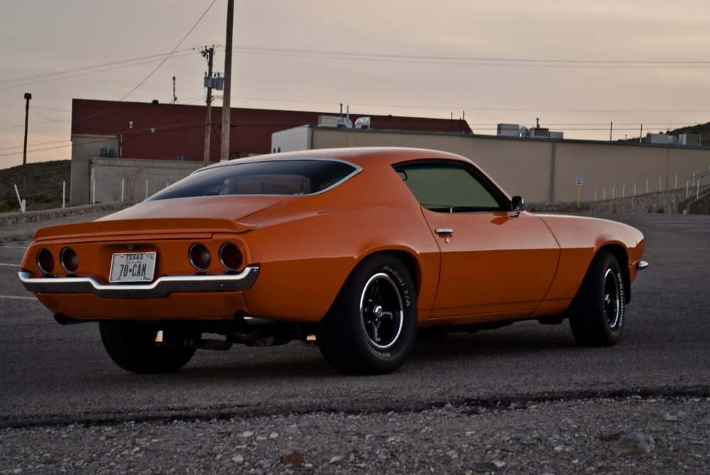 This Chevrolet Camaro Has Been Brought Back From The Dead Twice