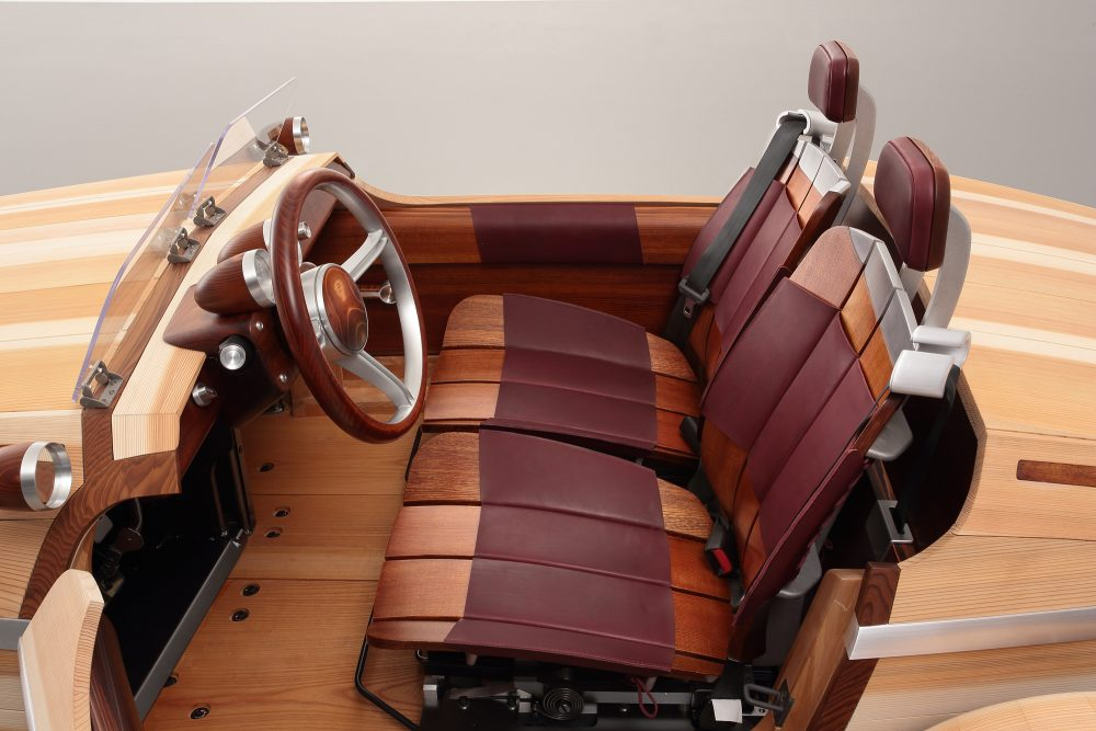 I Would Move To Japan To Grow Old With This Wooden Car • Petrolicious