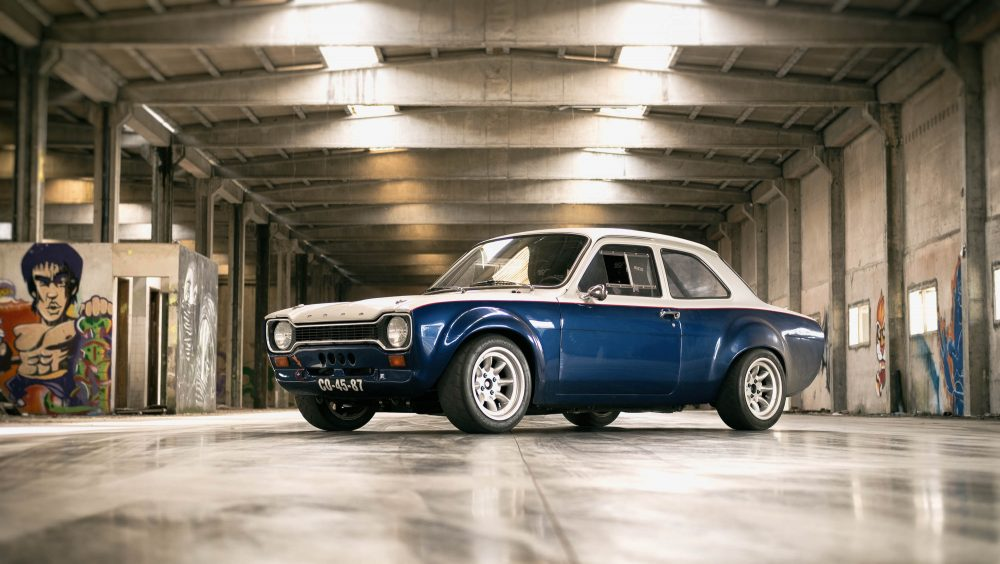 Here\'s A Classic Ford Rally Car That\'s Been Made Faster Than Ever ...