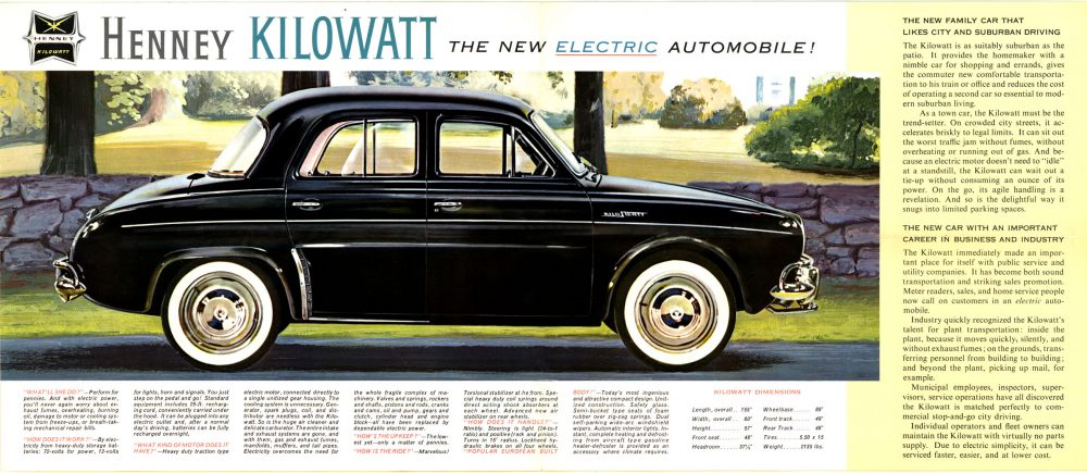 Classic Electric Cars To Collect Before Someone Else Does
