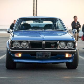 The Second Annual Japanese Nostalgic Car California Touge Was As Awesome As It Looks