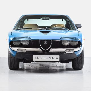 This Perfect-In-Blue Alfa Romeo Montreal Is The Perfect Weekend Getaway