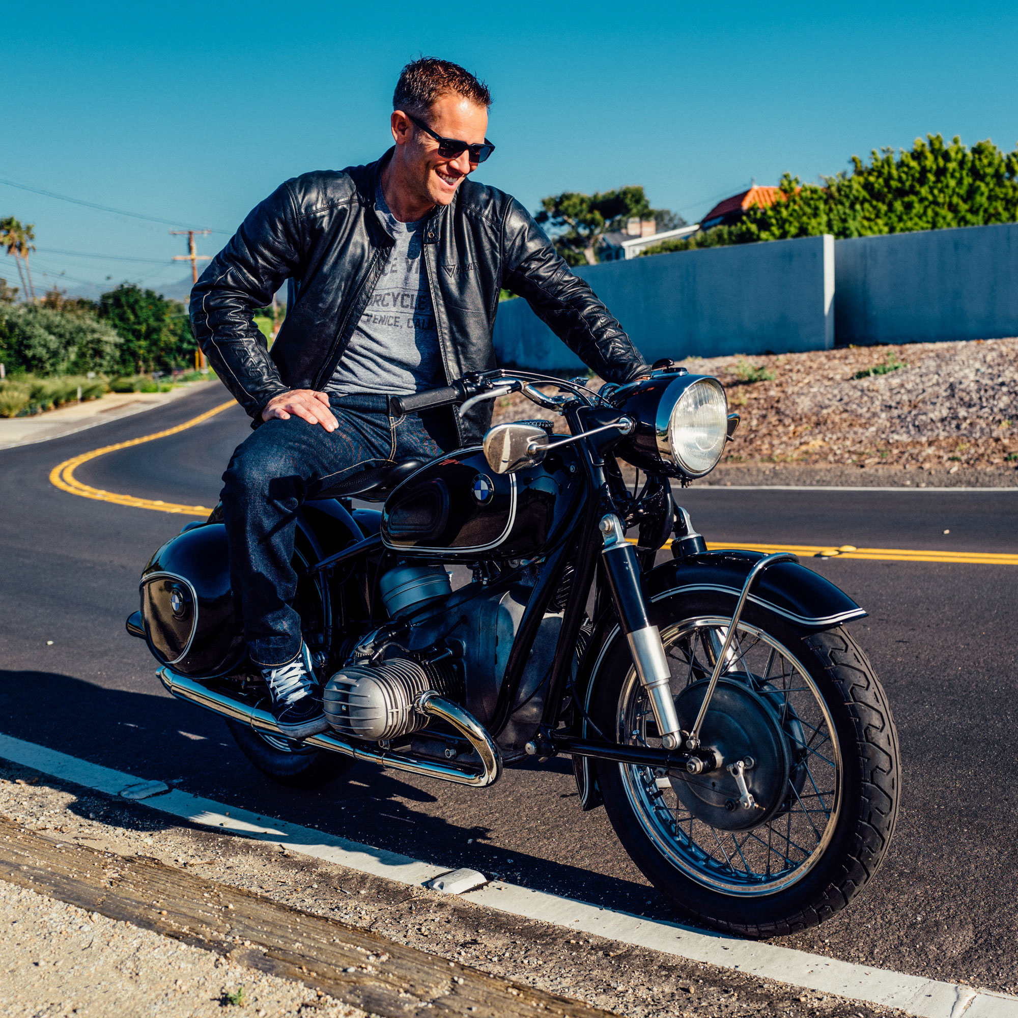 This 1960 BMW R60 Is One Hollywood Stuntman's Family Heirloom