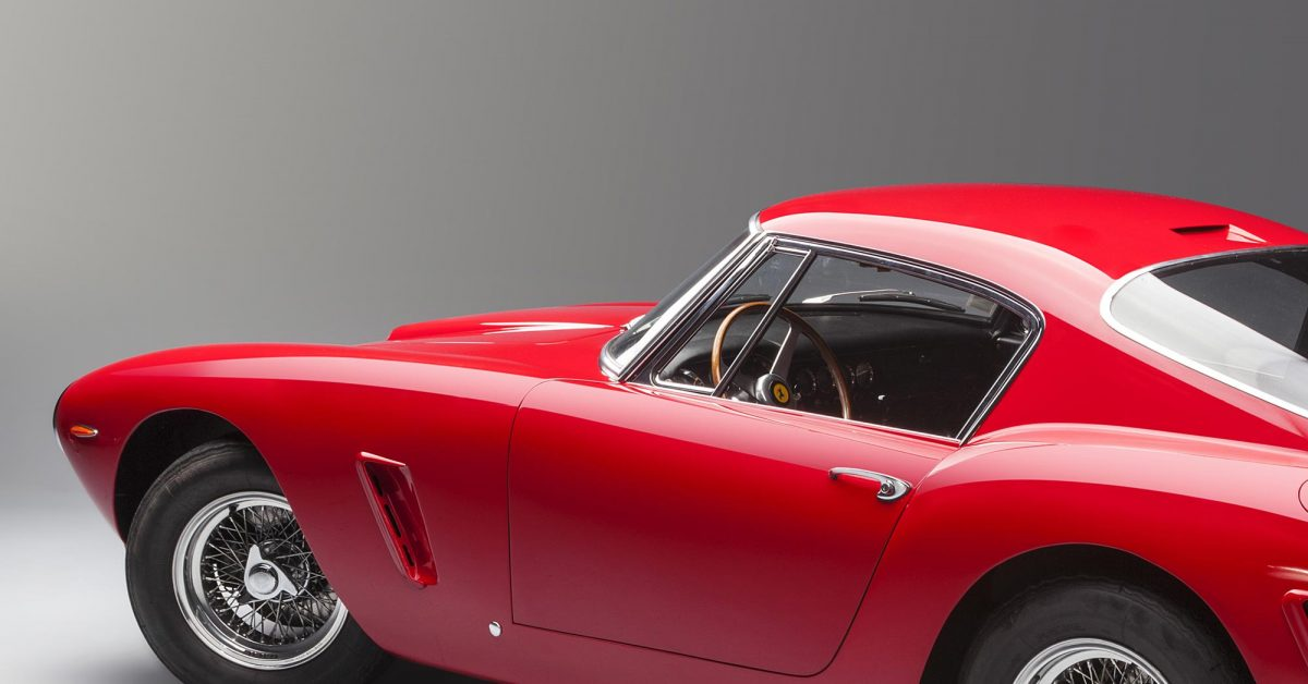 Is This 250 Gt Swb Berlinetta The Vintage Ferrari Of Your Dreams Petrolicious
