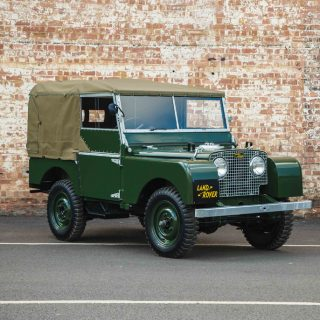 Land Rover Is Factory Restoring 25 Series I Trucks To Better Than New Spec