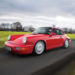 Is This Porsche 911 RS The Perfect Blend Of Modern And Classic?
