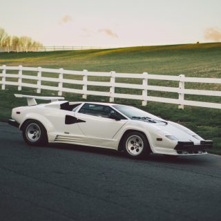 Just Because: It's A Lamborghini Countach, Dammit!