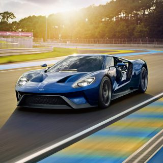 You Can Now Officially Apply To Own A Ford GT