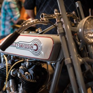 Just Because: The Hand Built Motorcycle Show Has To Be Experienced