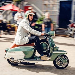 We'd Ride A Scooter If They All Looked As Good As This Lambretta