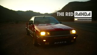 This Nissan Skyline DR30 Is A Red Panda