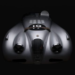 Is This Jaguar XK120 The Vintage Race Car Of Your Dreams?