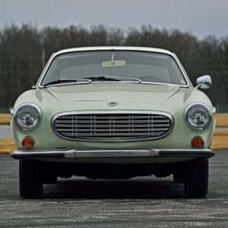 How Long Will The Sexy Volvo P1800 Coupé Stay Off Collectors' Radar?