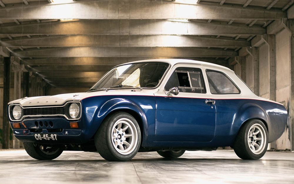 Heres A Classic Ford Rally Car Thats Been Made Faster Than Ever - Ford classic cars