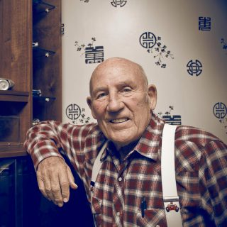 This Is What It's Like To Spend A Few Hours With Sir Stirling Moss