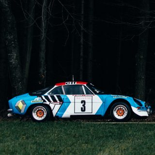 The Alpine Lab Just Resurrected A Works A110 That Was Almost Past Saving